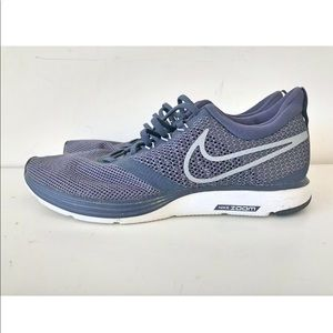 Nike Zoom Strike Navy Running Cross Training Shoes